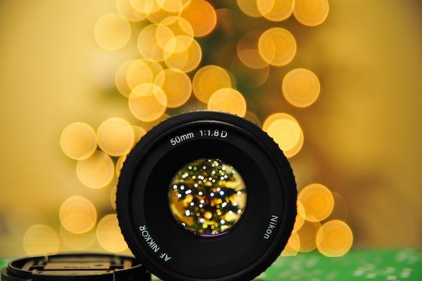 Как сделать боке фотоаппарат