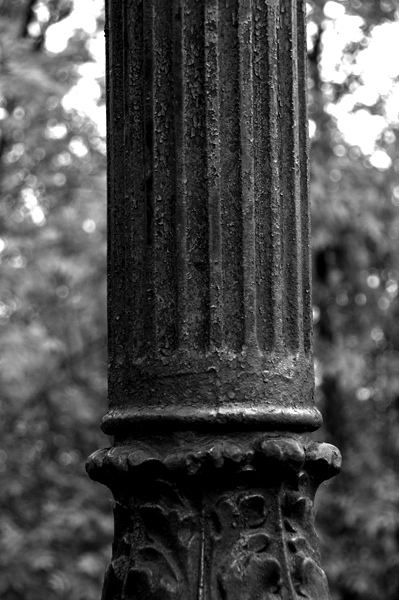 Light Post Detail