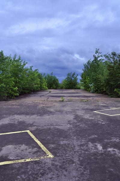 Abandoned Foundation