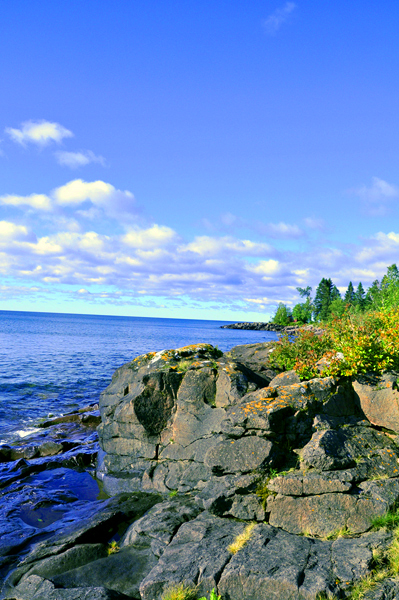 Lake Superior Saturation