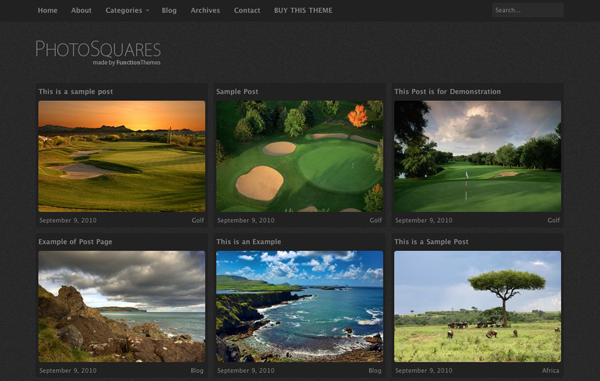 Post image for 10 Portfolio WordPress Themes for Photographers