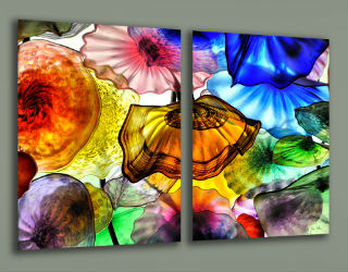 acrylic print colors small