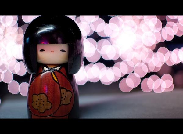 Yuki-chan and the Bokeh