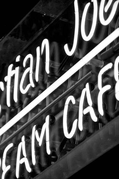 Sebastian Joe's Sign